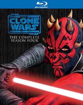 Star Wars: The Clone Wars - Season 4 (Blu-ray)