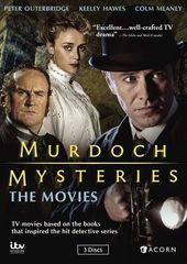 Murdoch Mysteries: The Movies (3-DVD)