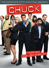 Chuck - Complete 5th Season (5-DVD)