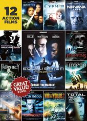 12 Action Films (Equilibrium / Imposter / Cypher