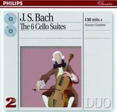 Bach: 6 Cello Suites BWV 1007-1012