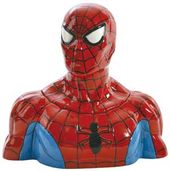 Marvel Comics - Spiderman - Collectible Cookie Jar