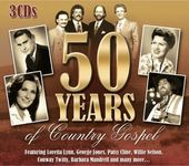 50 Years of Country Gospel (3-CD)