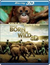 IMAX - Born to Be Wild 3D (Blu-ray)
