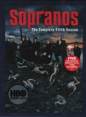 Sopranos - Season 5 (4-DVD)