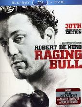 Raging Bull (30th Anniversary) (Blu-ray + DVD)