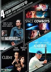 4 Film Favorites: Tommy Lee Jones Collection
