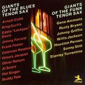 Giants of the Blues Tenor Sax / Giants of the