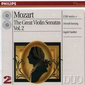 Mozart: The Great Violin Sonatas, Volume 2