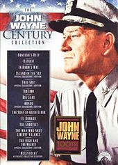 The John Wayne Century Collection (14-DVD)