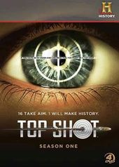 Top Shot - Complete Season 1 (4-DVD)