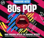 Massive Hits!: 80s Pop (3-CD)