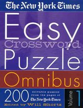 Crosswords/General: The New York Times Easy