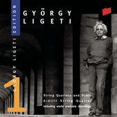 Gyorgy Ligeti Edition 1: String Quartets and