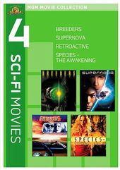 MGM Movie Collection: 4 Sci-Fi Movies (Breeders /