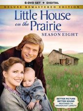 Little House on the Prairie - Season 8 (6-DVD)
