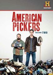 American Pickers - Volume 2 (2-DVD)