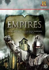 History Channel: Empires Megaset (14-DVD)