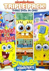 SpongeBob SquarePants: Truth or Square / Who Bob