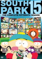 South Park - Complete Season 15 (3-DVD)