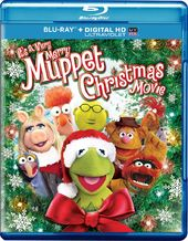 It's a Very Merry Muppet Christmas Movie (Blu-ray)