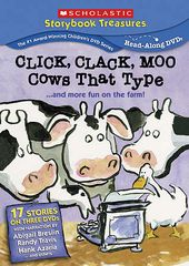 The Click, Clack, Moo: Cows That Type... and More