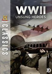 History Channel - WWII Unsung Heroes (5-DVD)