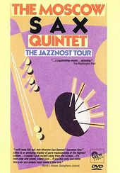 The Moscow Sax Quintet - The Jazznost Tour