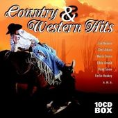 Country & Western Hits (10-CD) [Import]