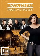 Law & Order: Special Victims Unit - Year 15