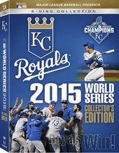 Baseball - 2015 World Series Collection (8-DVD)