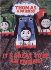 Thomas & Friends - It's Great To Be An Engine!