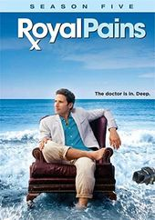 Royal Pains - Season 5 (3-DVD)