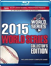 Baseball - 2015 World Series Collection (8-Disc)