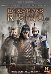 Barbarians Rising (2-DVD)