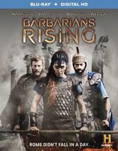 Barbarians Rising (Blu-ray)