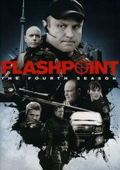 Flashpoint - Season 4 (3-DVD)