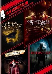 4 Film Favorites: Slasher Films Collection (Texas