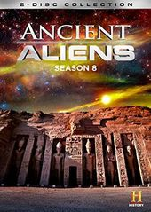 Ancient Aliens - Season 8 (3-DVD)