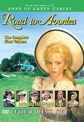 Road to Avonlea - Complete 1st Volume (4-DVD)