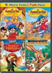 4-Movie Family Fun Pack - American Tail: The
