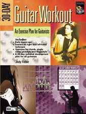 30-Day Guitar Workout (Book Included)