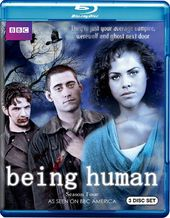 Being Human (UK) - Season 4 (Blu-ray)