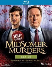 Midsomer Murders - Set 25 (Blu-ray)