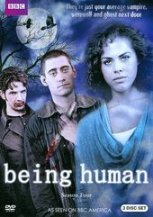 Being Human (UK) - Season 4 (3-DVD)