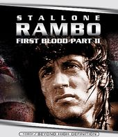 Rambo: First Blood Part II (Blu-ray)