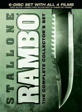 Rambo: The Complete Collector's Set (6-DVD)