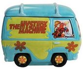 Scooby Doo - Mystery Machine Cookie Jar
