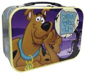 Scooby Doo - Collectible Metal Lunch Box Tin