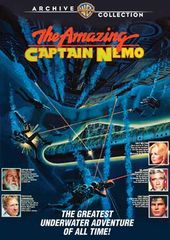 The Amazing Captain Nemo (Widescreen)